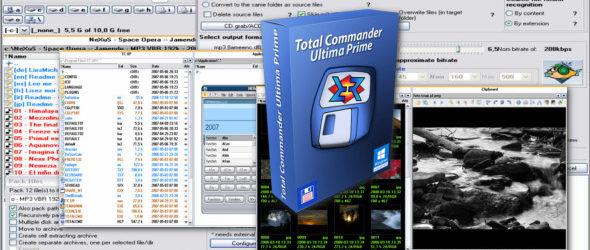 Total Commander Ultima Prime 7.5