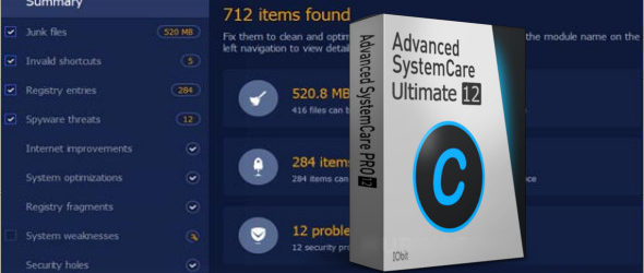 Advanced SystemCare Ultimate 12.1.0.118