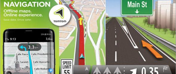 TomTom Navigation v1.1.5 build 109