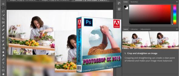 Adobe Photoshop CC 2019 v20.0.4.26077