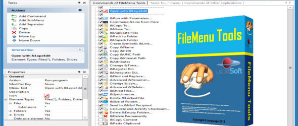 FileMenu Tools 7.6