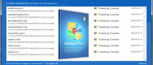 HitmanPro 3.8.10 Build 298 + Portable