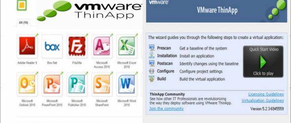 VMware Thinapp Enterprise 5.2.5