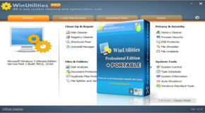 WinUtilities Professional 15.52 + Portable